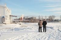 Инспектирование катка в Щёкино. 29.12.2014, Фото: 9