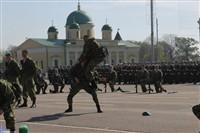 Военный парад в Туле, Фото: 33