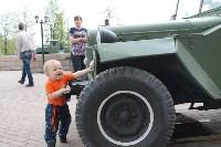 Празднование Дня Победы в музее оружия, Фото: 10