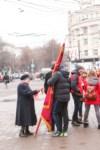 Митинг КПРФ в честь Октябрьской революции, Фото: 9