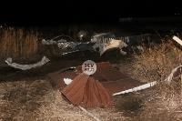 В жутком ДТП в поселке Рассвет погиб пассажир Audi A6, Фото: 17