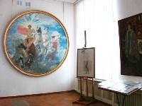 В тульский художественный музей вернулись картины Серова, Фото: 1