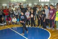 Детский брейк-данс чемпионат YOUNG STAR BATTLE в Туле, Фото: 9