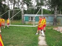 Фанаты тульского «Арсенала» сыграли в футбол с руководством клуба, Фото: 36