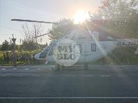 В Тульской области фура влетела в автобус: перекрыта трасса М-2, Фото: 5