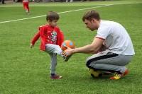 В тульских парках заработала летняя школа футбола для детей, Фото: 18