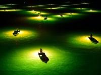 Ночная рыбалка в Японии. The Asahi Shimbun/Getty Images, Фото: 4