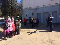 В Тульской области юные инспекторы движения посетили профильный лагерь, Фото: 5
