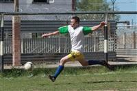 Тульские журналисты сыграли в футбол с зэками, Фото: 11