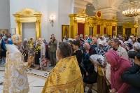 12 июля. Праздничное богослужение в храме Святых Петра и Павла, Фото: 71