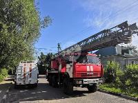 При пожаре на ул. Серебровской в Туле погибли три человека, Фото: 8