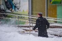 Снегопад в Туле. 19 января 2016 года, Фото: 50