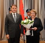 В правительстве жителям Тульской области вручили государственные и региональные награды, Фото: 12