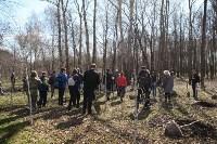 Посадка деревьев в Комсомольском парке, Фото: 21