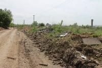 В тульском Заречье жители год добиваются ликвидации ядовитой свалки, Фото: 38