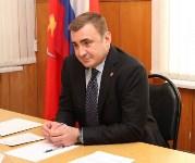 Алексей Дюмин провел личный прием граждан в Тепло-Огаревском районе, Фото: 3