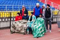 Арсенал - ЦСКА: болельщики в Туле. 21.03.2015, Фото: 51
