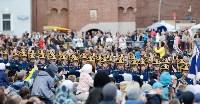 Развод караулов Президентского полка на площади Ленина. День России-2016, Фото: 37