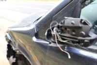 Возле поста ДПС в Плавске столкнулись три иномарки и фура, Фото: 17