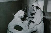 Детское дизентерийное отделение, 1950-е годы., Фото: 15