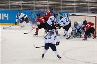 Женский хоккейный матч Канада-Финляндия. Зимняя Олимпиада в Сочи, Фото: 22