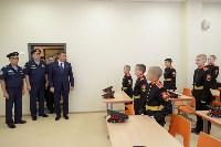 Суворовское училище торжественно отметило начало нового учебного года, Фото: 7