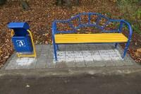 Замглавы администрации Тулы Владислав Галкин проинспектировал благоустройство дворов, Фото: 8