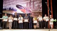 Юрий Андрианов поздравил тульских железнодорожников с профессиональным праздником, Фото: 5