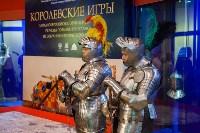 """Выставка """"Королевские игры"""" в музее оружия, Фото: 9"""
