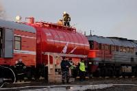 Презентация нового пожарного поезда, Фото: 63