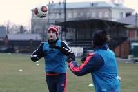 Канониры готовятся к игре против «Томи», Фото: 26