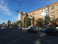 Перекрыли улицу Металлистов, Фото: 4