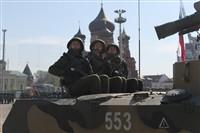 Военный парад в Туле, Фото: 21