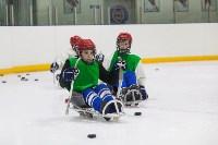 """Детская следж-хоккейная команда """"Тропик"""", Фото: 42"""