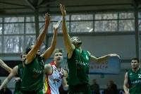 Тульские баскетболисты «Арсенала» обыграли черкесский «Эльбрус», Фото: 10