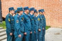 Учения МЧС в Тульском кремле, Фото: 7