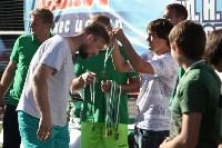 Игроки «Арсенала» награждают победителей Летнего Кубка ТГФФ., Фото: 73