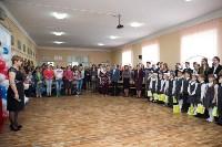 Александр Балберов поздравил выпускников тульской школы, Фото: 20
