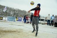 Турнир Tula Open по пляжному волейболу на снегу, Фото: 29