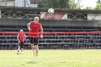 Тренировка «Арсенала» на стадионе «Желдормаш», Фото: 47