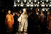 Пасхальное богослужение в Успенском соборе, Фото: 39