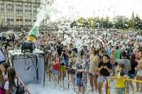 В центре Тулы прошла большая пенная вечеринка, Фото: 126