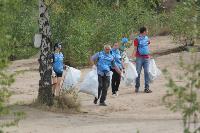 В Кондуках прошла акция «Вода России»: собрали более 500 мешков мусора, Фото: 54