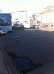 В центре Тулы столкнулись автобус, троллейбус и легковушка, Фото: 4