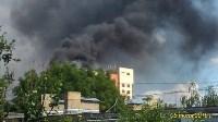 Пожар на на пересечении улиц Гоголевской и Свободы , Фото: 4