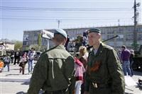 Празднование 69-й годовщины победы в Великой Отечественной войне на площади Победы. Тула, Фото: 40