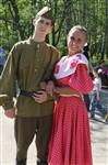 Общегородское шествие, реконструкция обороны Тулы, Фото: 107