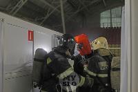 В Туле сотрудники МЧС эвакуировали госпитали госпиталь для больных коронавирусом, Фото: 26