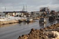 Потоп на ул. Рязанской и Восточном обводе, Фото: 1
