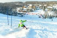 Первый этап чемпионата и первенства Тульской области по горнолыжному спорту, Фото: 53